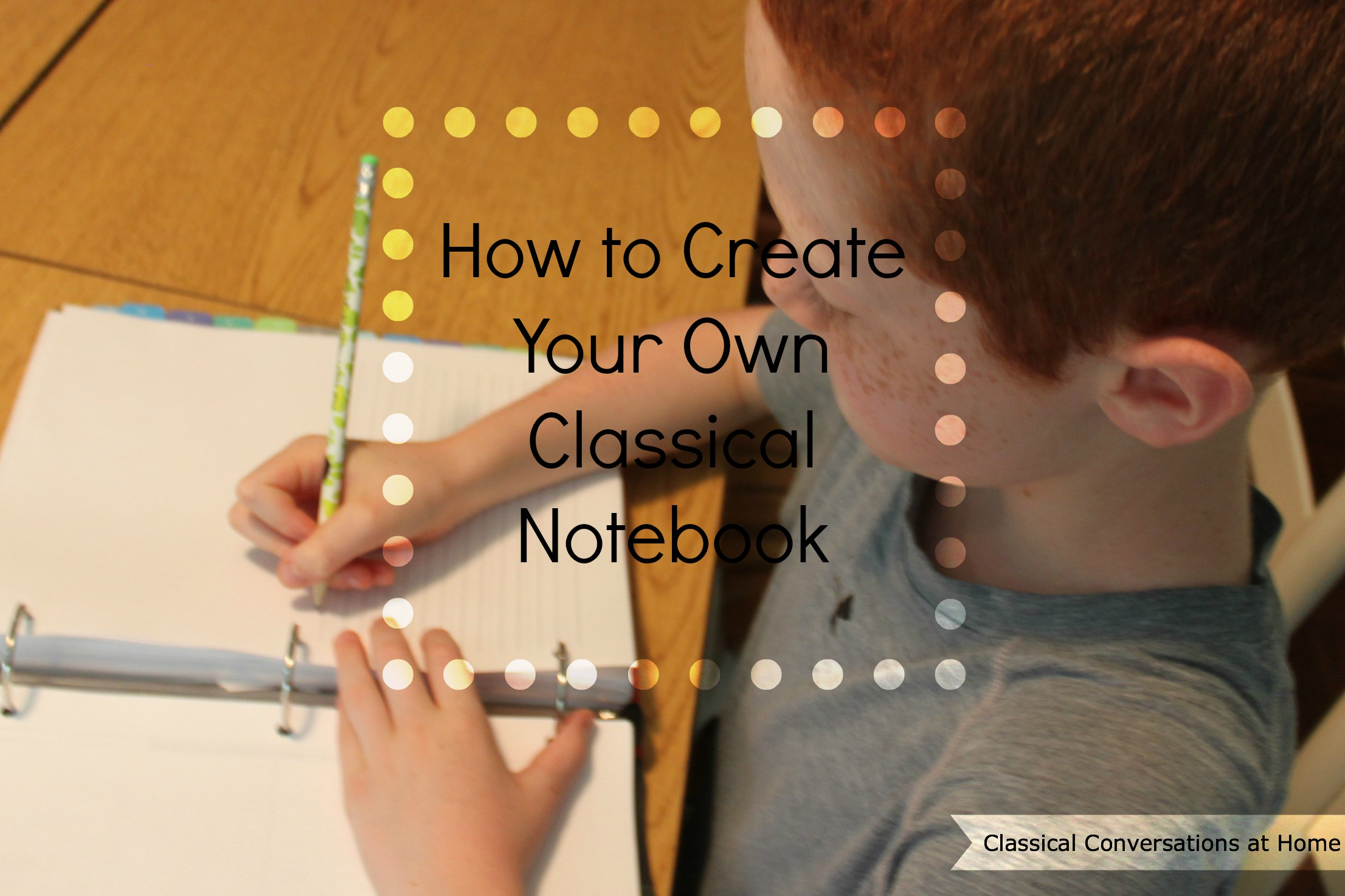 How to create your own classical notebook - Design your own mobile home online ...