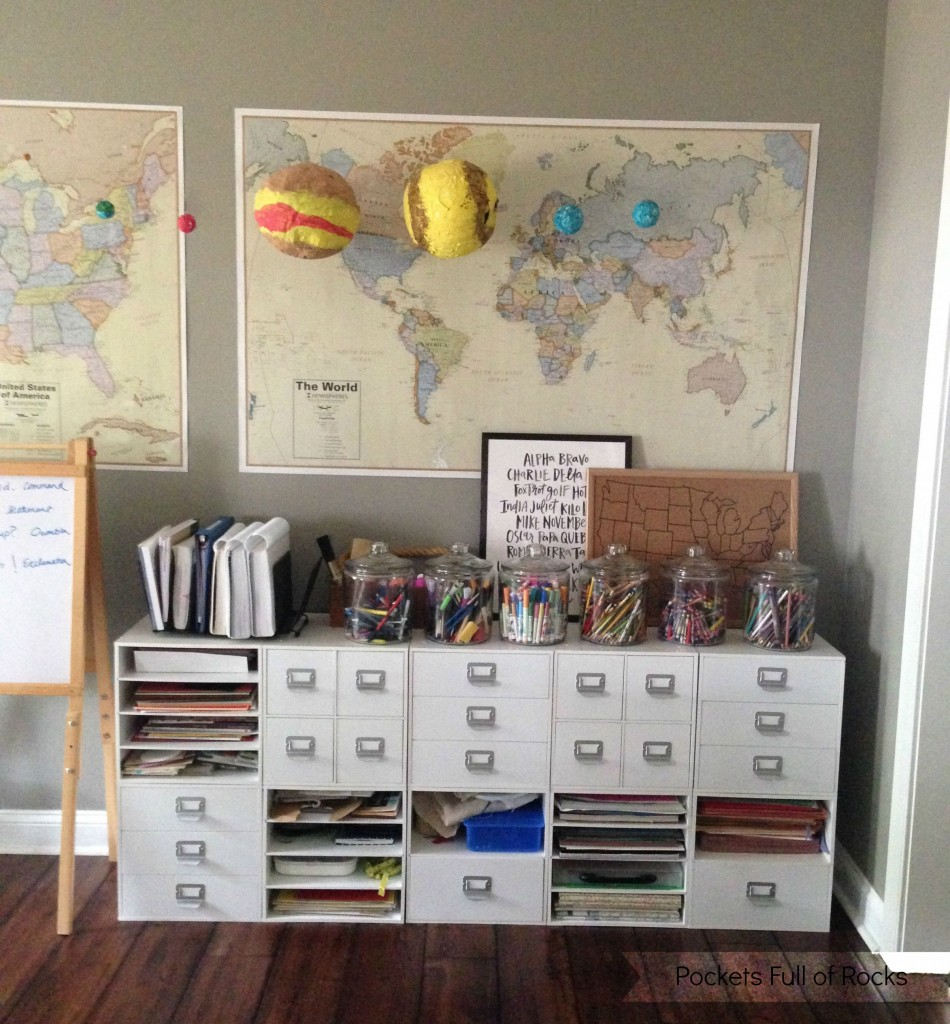 My Favorite Finds For Homeschool Decor